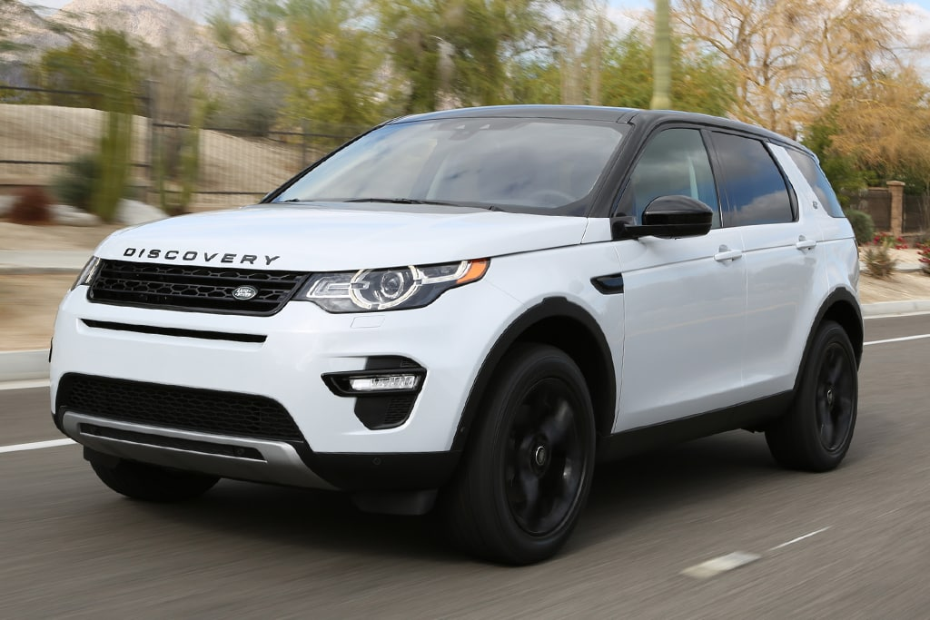 2019 Land Rover Discovery Sport (1)