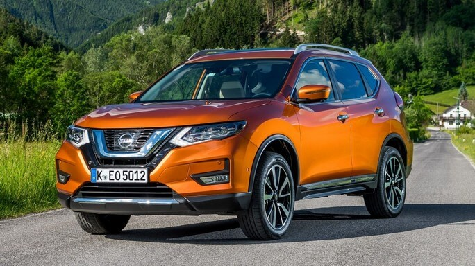 nissan-x-trail-new-Front