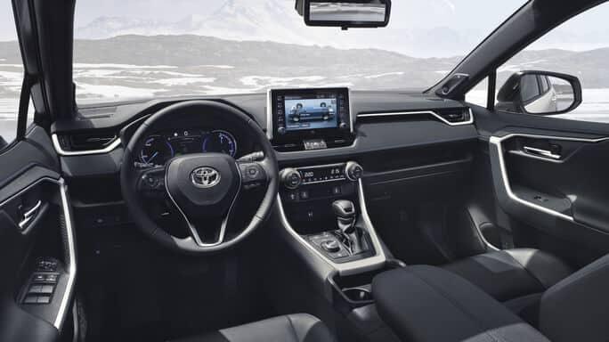 toyota-rav4-hybrid-new-Interior
